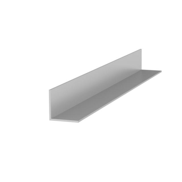 L-SHAPE ALUMINUM PROFILE 20x20 ANODISED